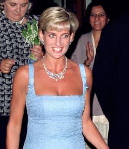 Lady Diana Collar Millions Swan Lake