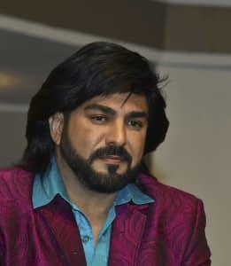 """Ariel Miramontes como """"Albertano"""" en 2020"""