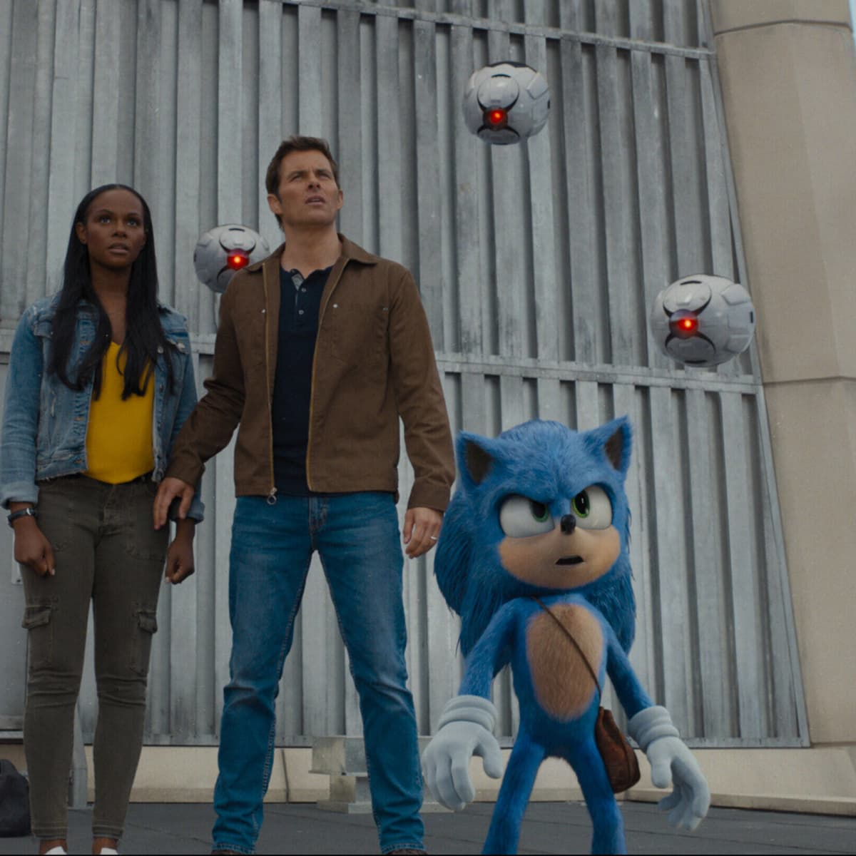Sonic The Hedgehog' Movie Sets Box Office Record On Opening Week