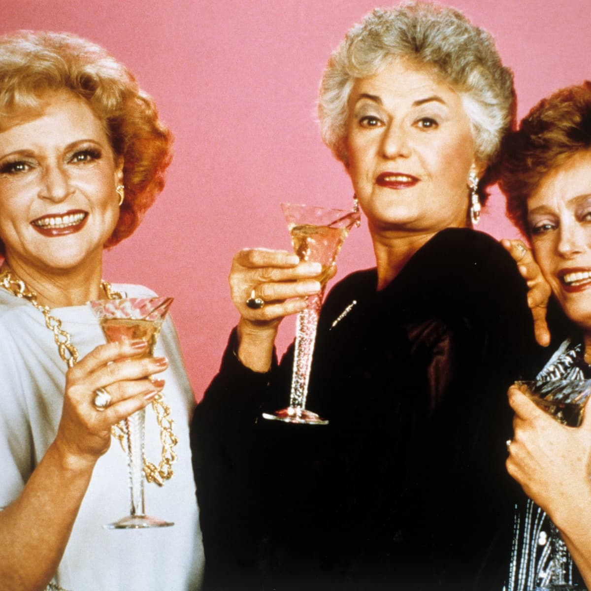 The Golden Girls What Betty White Looked Like In The 50 S
