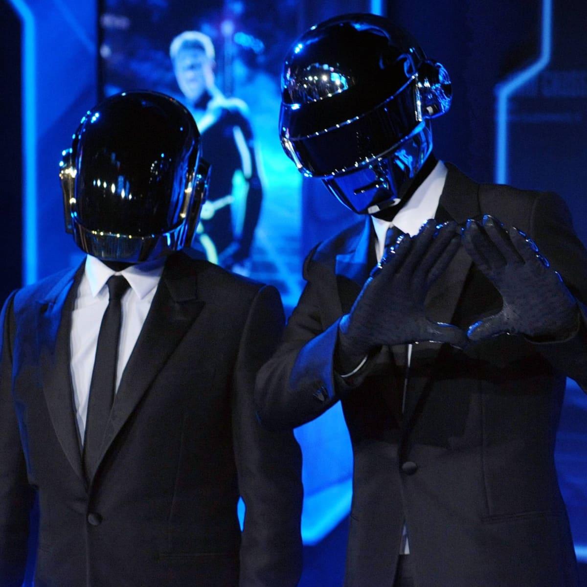 El dúo francés Daft Punk se separa definitivamente