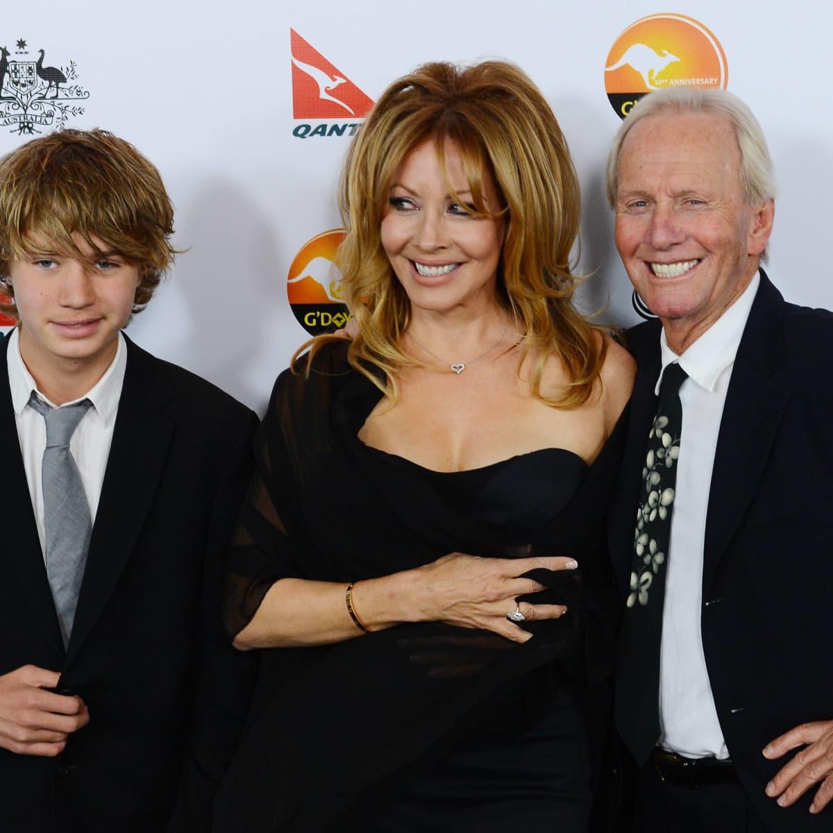 Linda Kozlowski And Paul Hogan: This Is Their Son Chance