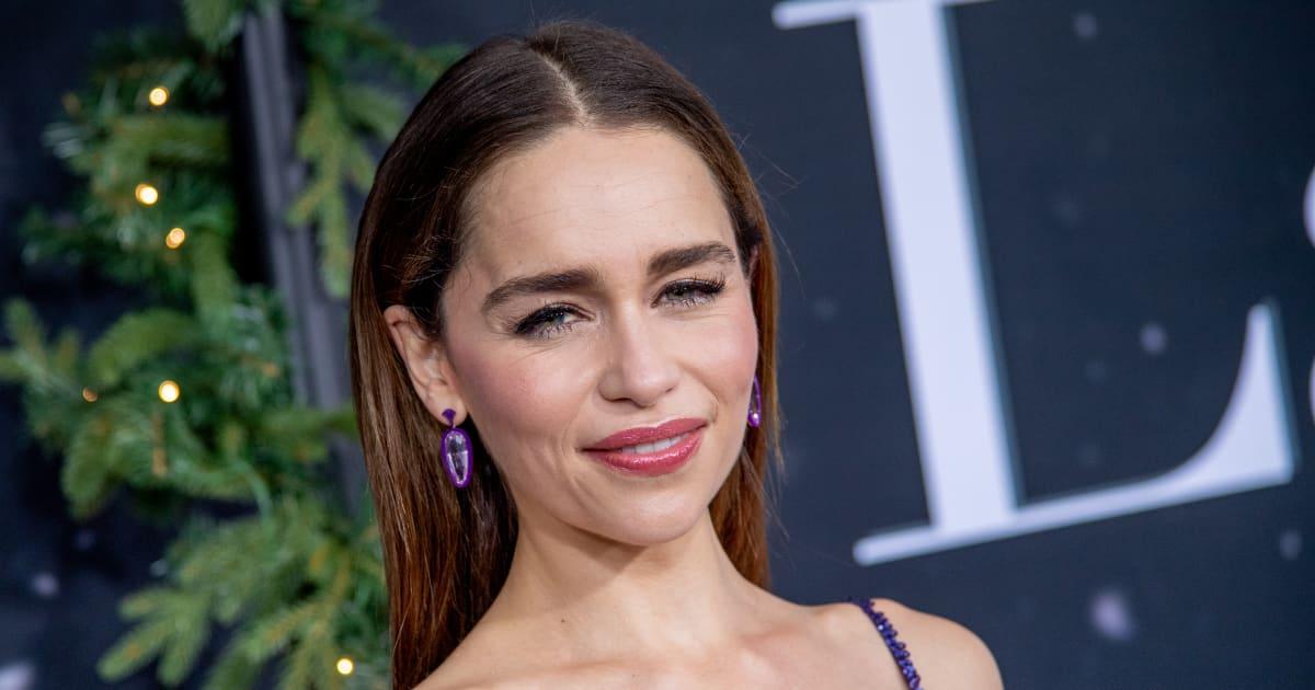 Emilia Clarke Felt Pressured to Do Nude Scenes After Game