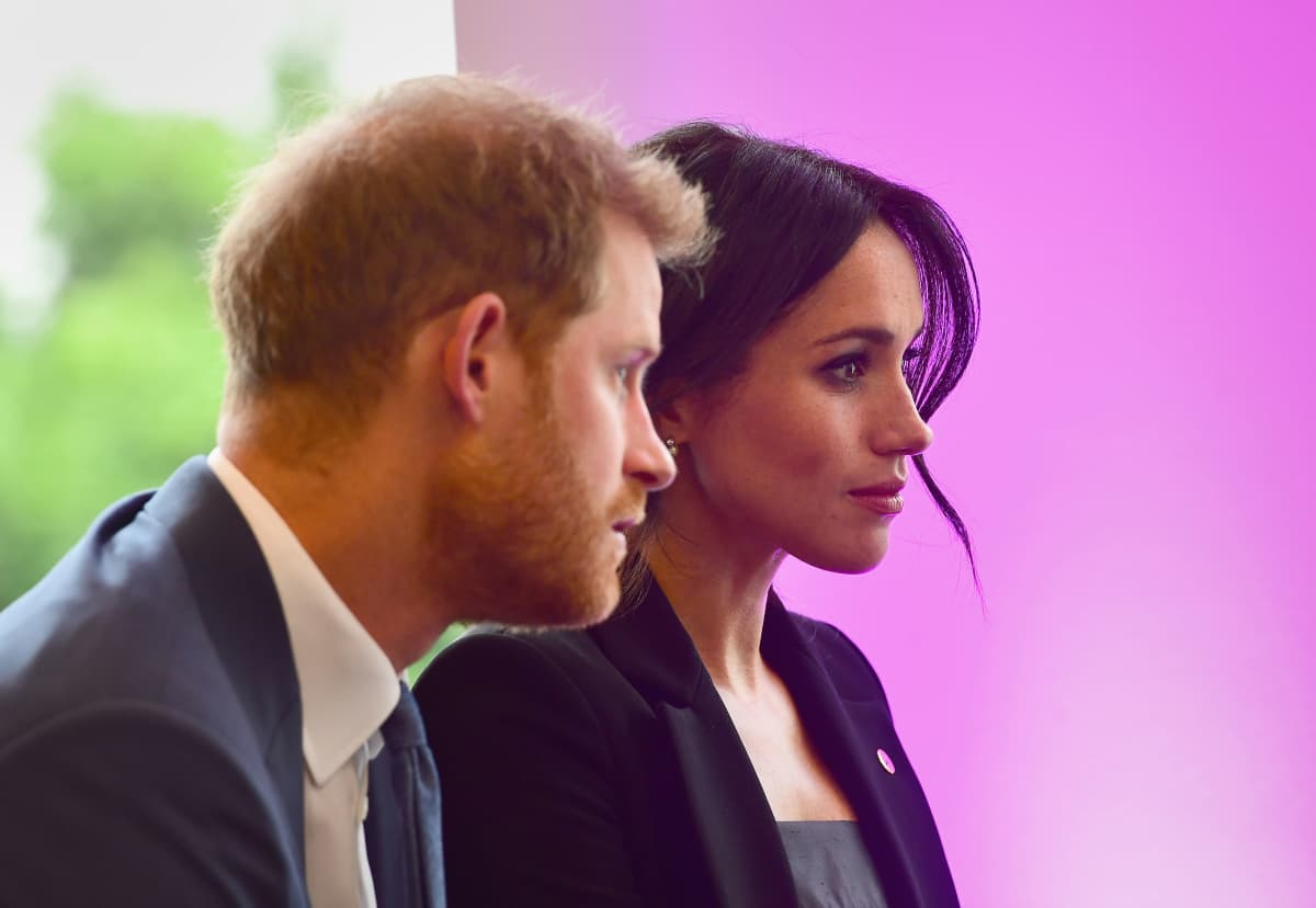 Harry And Meghan Update Website With Tribute To Prince Philip