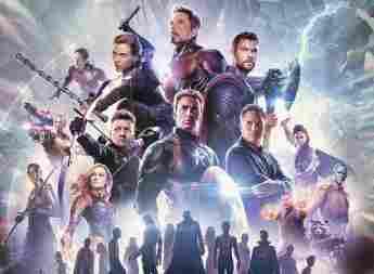 Póster de la película 'Avengers: Endgame'