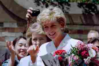 9 Times Lady Diana Was Honoured At Harry and Meghan's Wedding