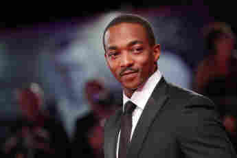 """Anthony Mackie Says Watching The Late Chadwick Boseman's Films Is """"Too Emotional"""""""