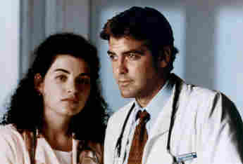Best TV Couples Of All Time ER George Clooney Julianna Margulies TV shows series partners relationships marriages