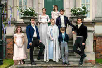 Bridgerton: The Cast In Real Life actors stars actresses members Rege Jean Page season 1 exit leaving 2021 news release date Netflix watch