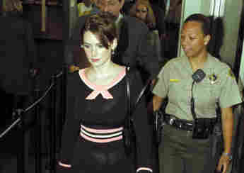 Celebrities Who Have Been Caught Shoplifting stars famous stealing arrested mugshots list items Winona Ryder