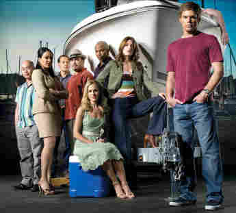 El elenco de 'Dexter' en 2006