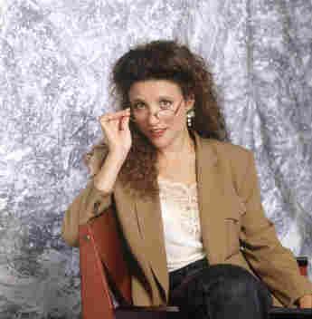 """Elaine Benes"" forman Seinfeld"