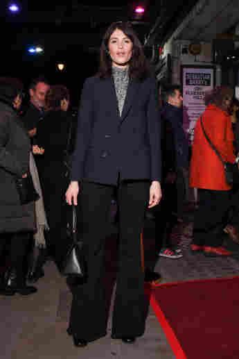 "Gemma Arterton attends the press night of ""On Blueberry Hill"""