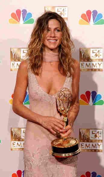 Jennifer Aniston Emmy Awards Friends
