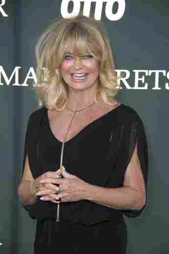Goldie Hawn at the Luz de la Luna Fashion Show by Guido Maria Kretschmer presented by OTTO at the Berlin Fashion Week
