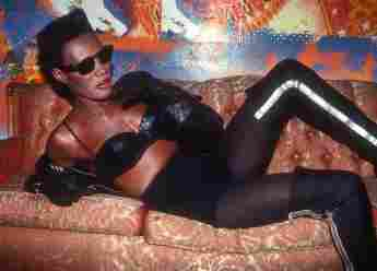 Grace Jones' Most Iconic Looks Through The Years best fashion style outfits singer actress pictures photos then now today age 2021