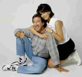 """Tim Allen and Patricia Richardson in """"Home Improvement"""""""
