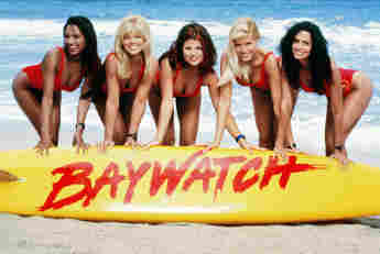 The cast of 'Baywatch'