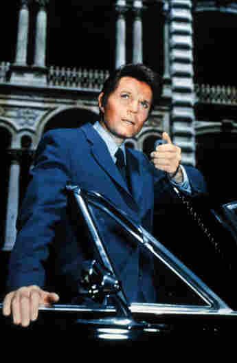 "Jack Lord as ""Steve McGarrett"" in Hawaii Five-0"