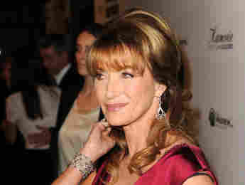 """Jane Seymour arrives at the premiere of IFC Films' """"Love, Wedding, Marriage held at the Pacific Design Center on May 17, 2011 in West Hollywood, California"""