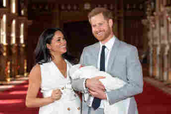When Will Meghan and Harry Share First Photo Of Baby Lilibet Diana picture portrait royal family news 2021 daughter video