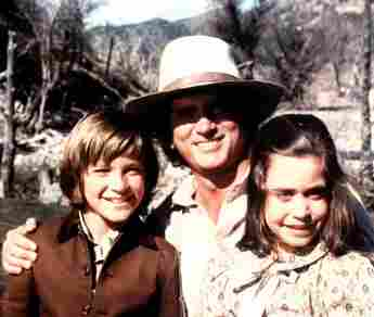 'Little House on the Prairie' aired for 10 years on television