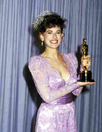 "Marlee Matlin ganó un Oscar por ""Children of a Lesser God"""