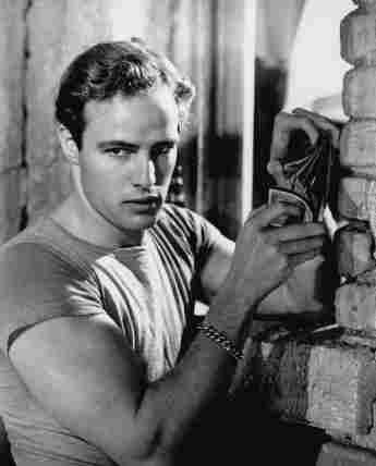 Marlon Brando 'Un tranvía llamado deseo' 1951