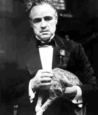 Marlon Brando starred in 'The Godfather' in 1972.