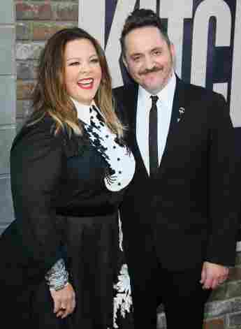 Melissa McCarthy and Ben Falcone in 2019