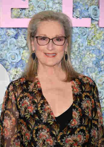 "Meryl Streep attends the ""Big Little Lies"" Season 2 Premiere"