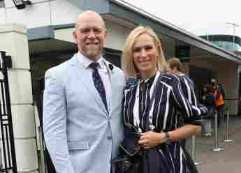 """Mike Tindall stopped """"heated"""" fight at Euro 2020 final near wife Zara Phillips 2021 royal family news England final match Italy story"""