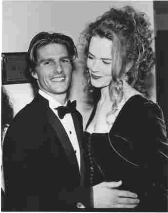 """Nicole Kidman Says She Was """"Happily Married"""" To Tom Cruise Filming 'Eyes Wide Shut'"""