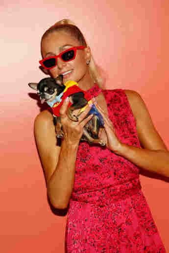 Paris Hilton y Diamond
