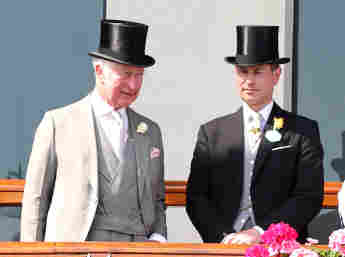 Prince Charles Reportedly Doesn't Want Prince Edward Becoming Duke Of Edinburgh Prince Philip title inherit 2021 king royal family news