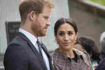 Prince Harry And Meghan's Daughter Lilil Not Added To Royal Line Of Succession after seven weeks official family website British throne page 2021 Prince Andrew