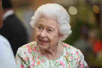 Queen Elizabeth Relying On Countess Sophie After Prince Philip Death: Report royal family member relative support 2021 news