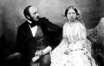 Queen Victoria And Prince Albert Cousins first relatives related how royal family tree German British wedding marriage Saxe-Coburg Gotha history