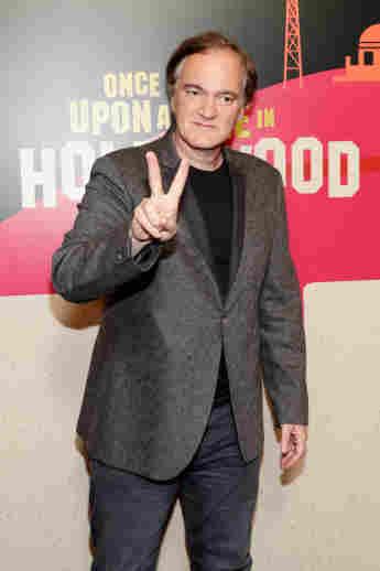 Quentin Tarantino asiste al evento de noche de inauguración de la Gala de CinemaCon 2018