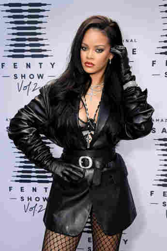Rihanna attends Rihanna's Savage X Fenty Show Vol. 2 presented by Amazon Prime Video.