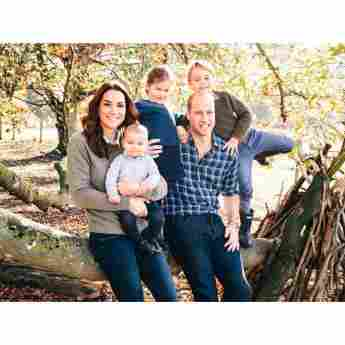 Facts About Prince Louis of Cambridge