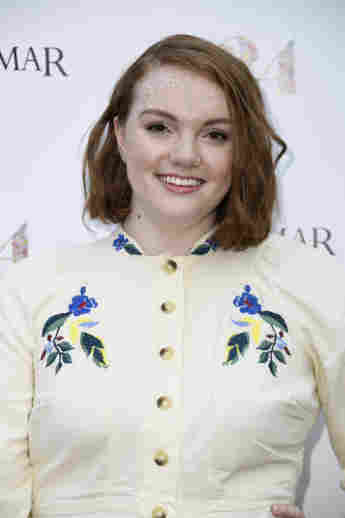 """Shannon Purser attends the Premiere Of A24's """"Midsommar"""" at ArcLight Hollywood on June 24, 2019 in Hollywood, California"""