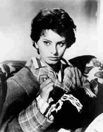 Sophia Loren en La llave (1958).
