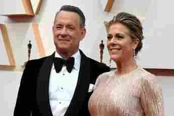 Tom Hanks And Rita Wilson's 33rd Wedding Anniversary Tribute post new photo picture 2021