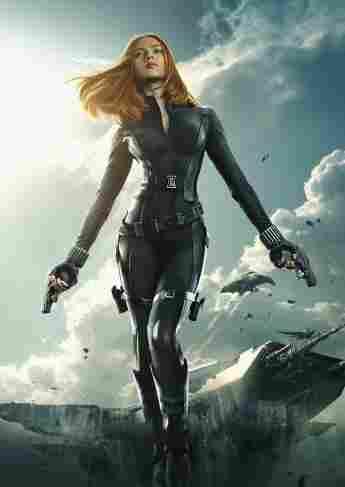Watch The New Trailer For Scarlett Johansson's 'Black Widow' Here