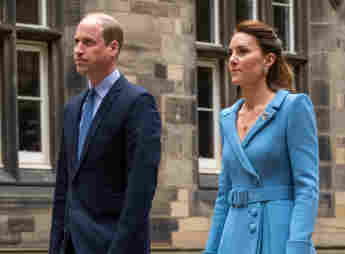 Why Is Duchess Kate Missing The Princess Diana Statue Unveiling ceremony event 2021 guest list attending Harry royal family news