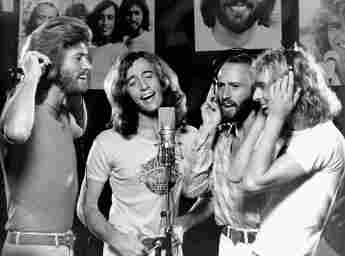 Why Was Andy Gibb Not In The Bee Gees singer brothers Robin Barry Maurice music songs younger age death 30