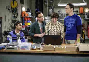 'The Big Bang Theory' Cast