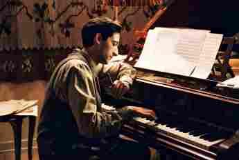 Adrien Brody en 'El pianista'