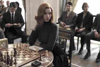 the queens gambit actor